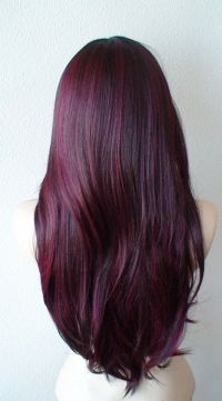 25+ best ideas about Wine colored hair on Pinterest | Wine ...