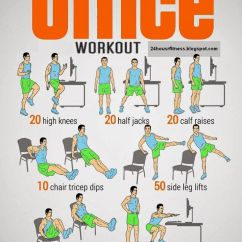Office Chair Workouts For Abs Kane Design Until You Can Convince Your Boss To Put A Primal 7 In The Office, Try These During ...