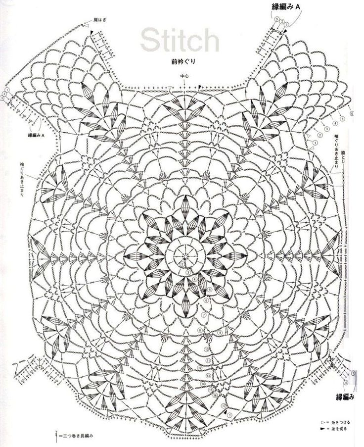 250 best images about Crochet diagrams on Pinterest