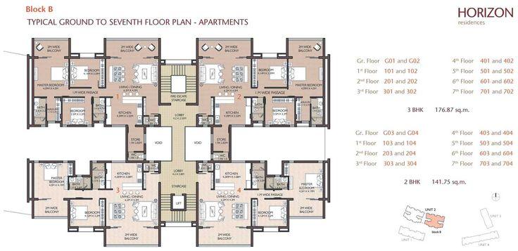 Apartment Building Plans