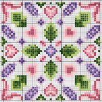 78+ images about Biscornu on Pinterest | Filet crochet ...