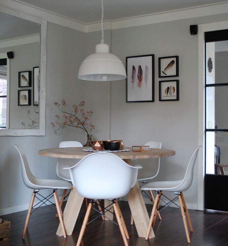 25 beste ideen over Ronde eettafels op Pinterest  Ronde
