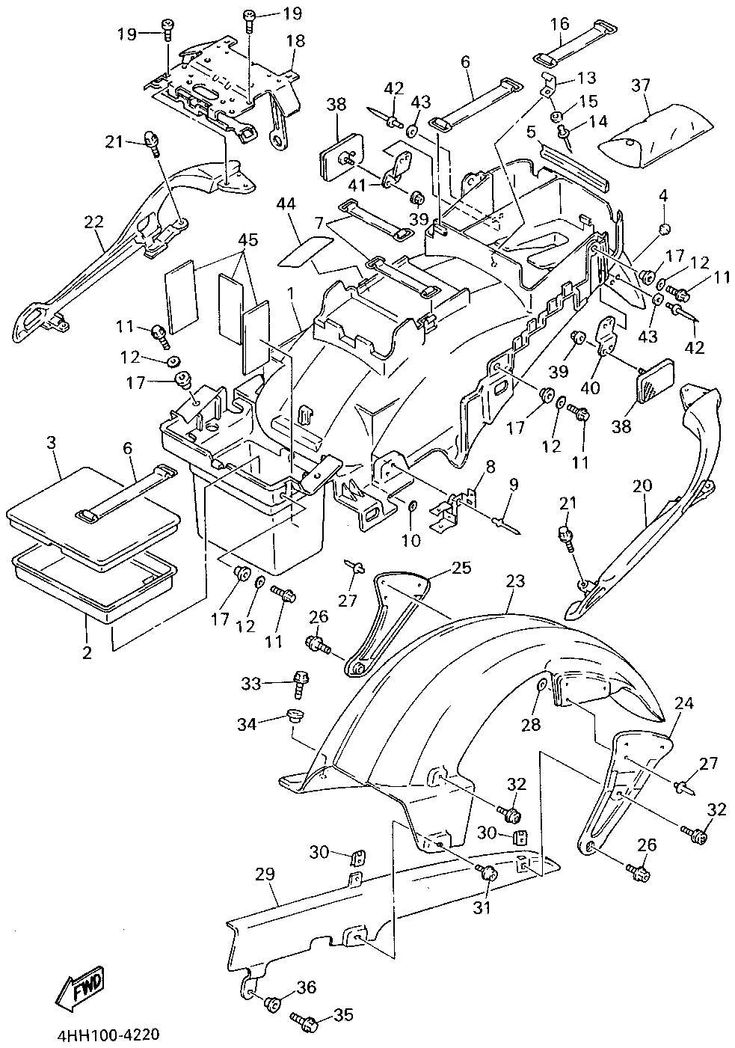 25+ Best Ideas about Yamaha Parts on Pinterest