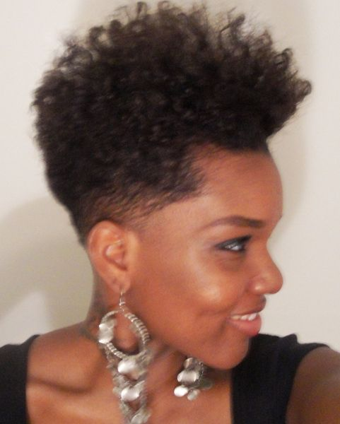 25 Best Ideas About Tapered Afro On Pinterest Short Natural