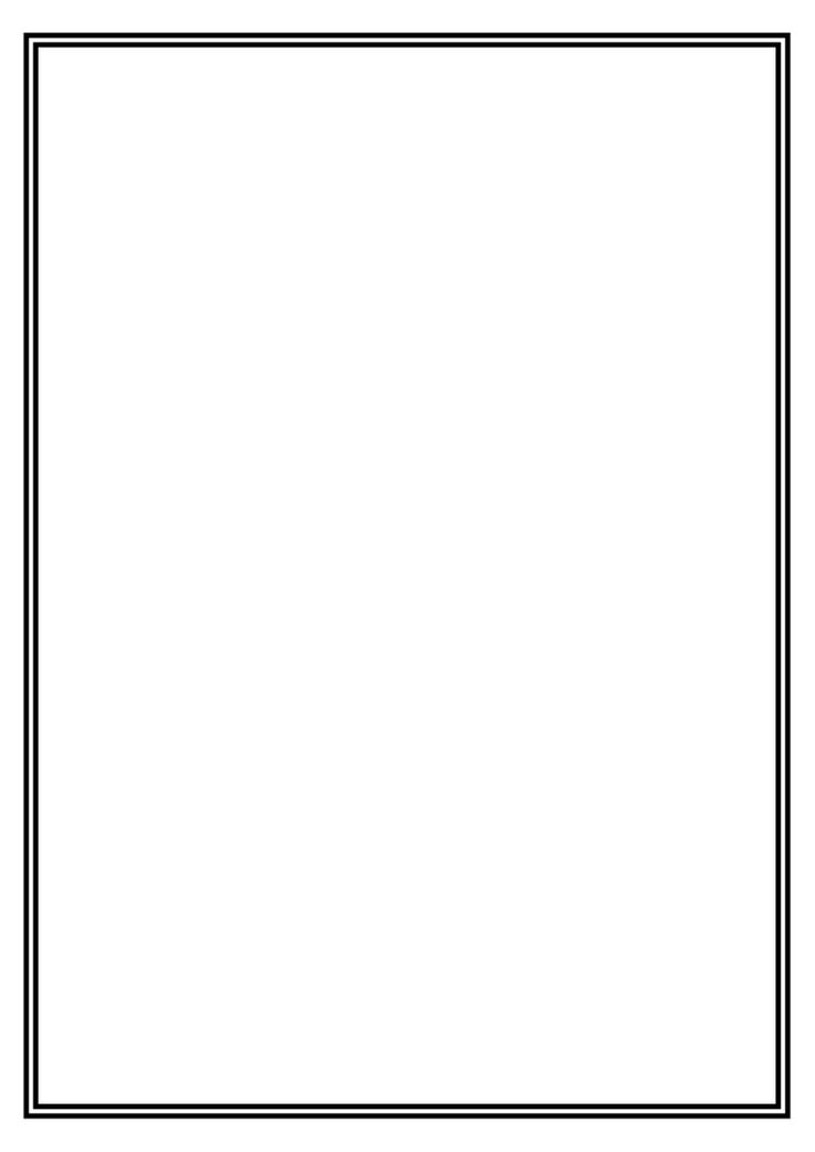 free black and white borders for teachers