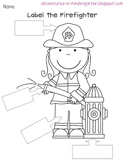 32 best images about Preschool Fire Safety Unit on