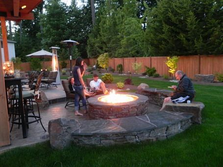 30 Best Images About Garden Fireplace Boma On Pinterest Home