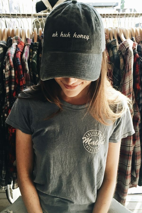 Brandy ♥ Melville | Katherine Uh Huh Honey Cap