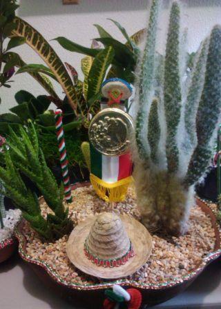 1000 Images About Arreglos Florales Temticos Mexicanos On Pinterest