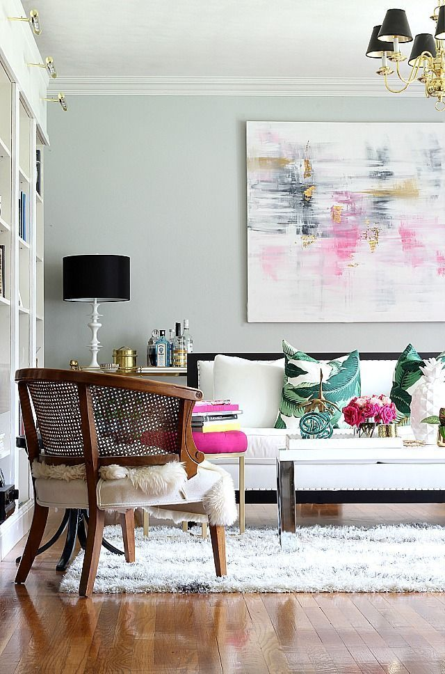 25 best ideas about Feminine living rooms on Pinterest