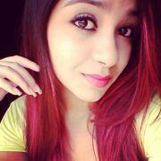 maysa freaky #eyes #smile #redhair