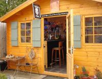 1000+ ideas about Man Cave Shed on Pinterest | Man Cave ...