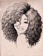 ideas curly hair