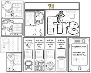 137 best images about Fire Safety Activities on Pinterest