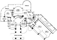High Quality Indoor Pool House Plans | house | Pinterest ...