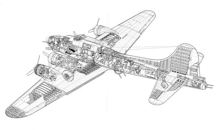 Počet nejlepších obrázků na téma Aircarft Cutaways na