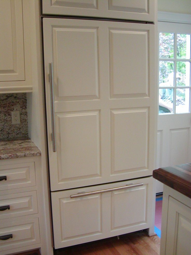 Refrigerator Wooden Panel Refrigerator Door Panels 336 342 9268 J Amp S Home Builders And