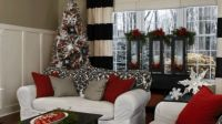 Pretty Christmas Living Rooms | Decorating ideas ...