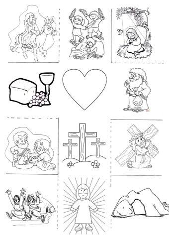 17 Best images about bijbelse werkjes on Pinterest