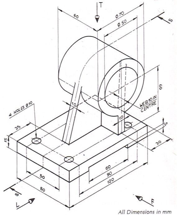 183 best Engineering Drawing images on Pinterest