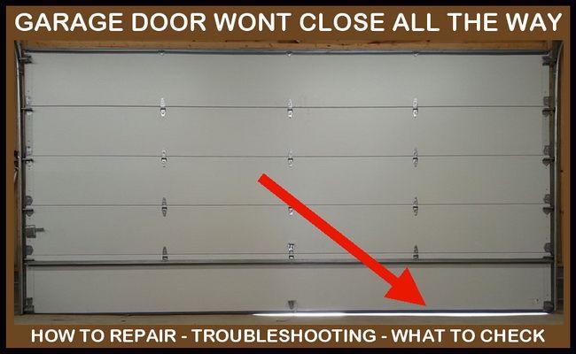 1000 images about Garage door gap on Pinterest