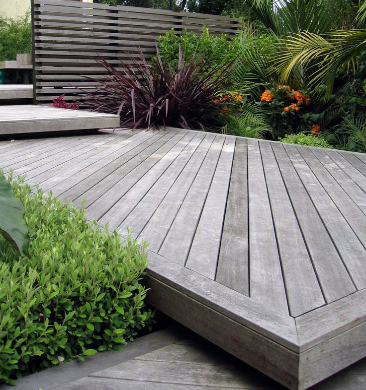 25 Best Decking Ideas On Pinterest Garden Decking Ideas