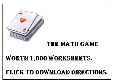 1000+ images about Math Games / Hands-on Activities on