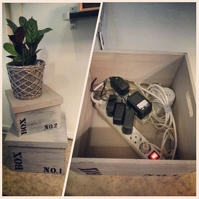 DIY How To Hide Your Cable And Power Outlet No More