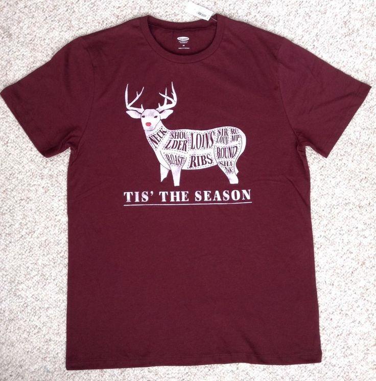 Funny tis the season deer hunting cuts of meat tshirt