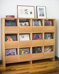 25+ best ideas about Vinyl record storage on Pinterest