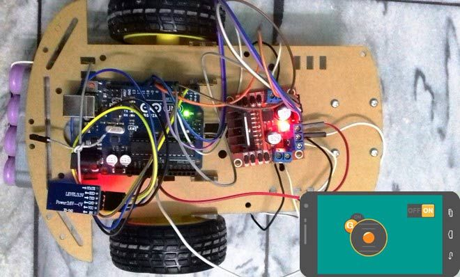 Cell Phone Remote Control Switch Circuit Electronic Circuit Projects