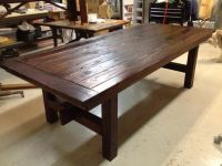 Dining table I want. Bay Area custom furniture from ...