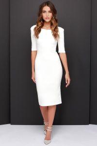 25+ best ideas about White dress on Pinterest | Pretty ...