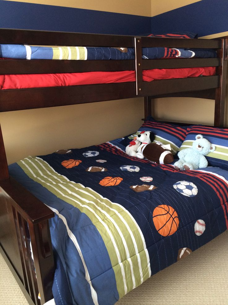 Jumping Beans MVP Bedding Karter Sports Room Pinterest