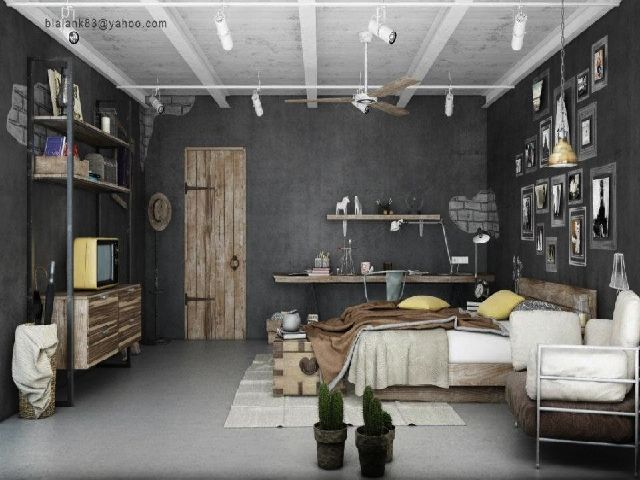 99 Best Images About Raw Style On Pinterest Industrial Interior