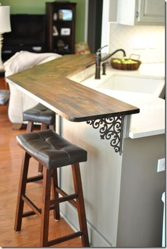 17 Best ideas about Bar Countertops on Pinterest  Wall