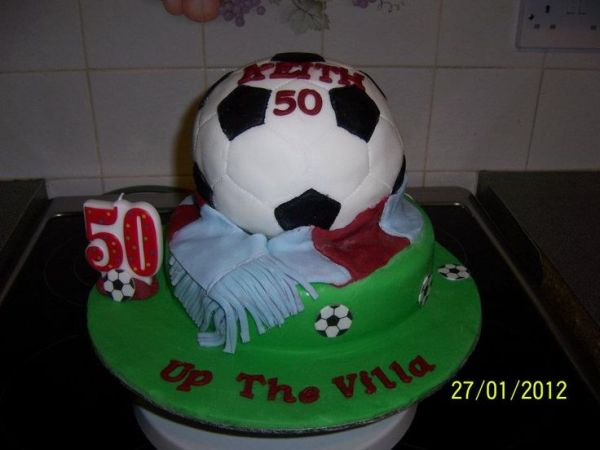 17 Best images about Football Soccer Cake Ideas on