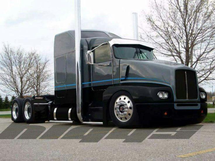 Custom Kenworth T600 Kenworth Truck Pictures