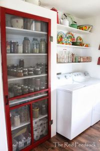 25+ best ideas about Pantry Laundry Room on Pinterest