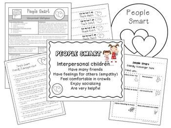 1000+ images about multiple intelligences on Pinterest