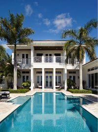 Florida Beach House with Classic Coastal Interiors | Beach ...