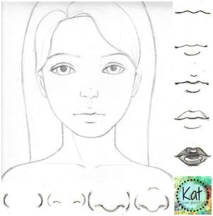 nose draw drawing noses learn simple button step steps easy drawings easiest face tips seriously faces tutorial ever lips le