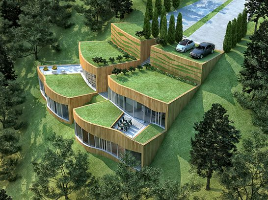 25 Best Ideas About Green Roofs On Pinterest Sustainable