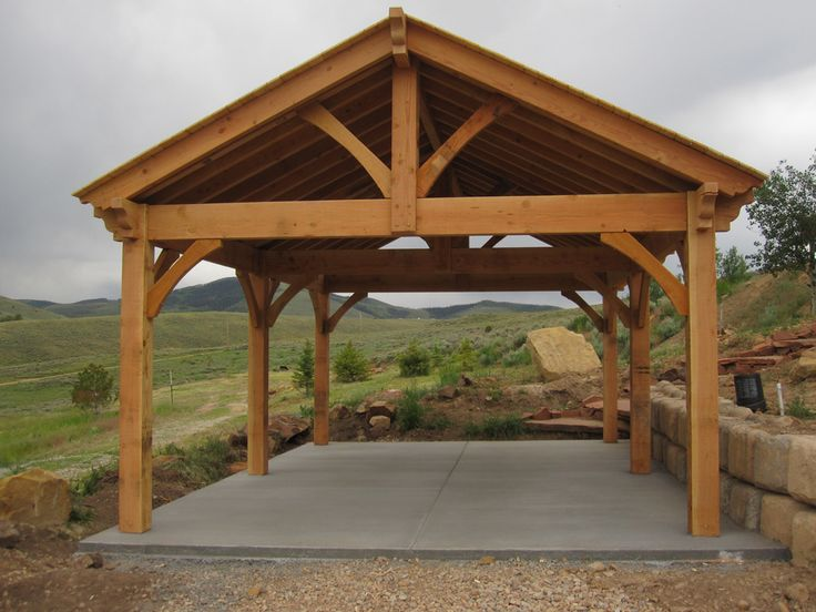25 Best Ideas About Outdoor Pavilion On Pinterest Fire