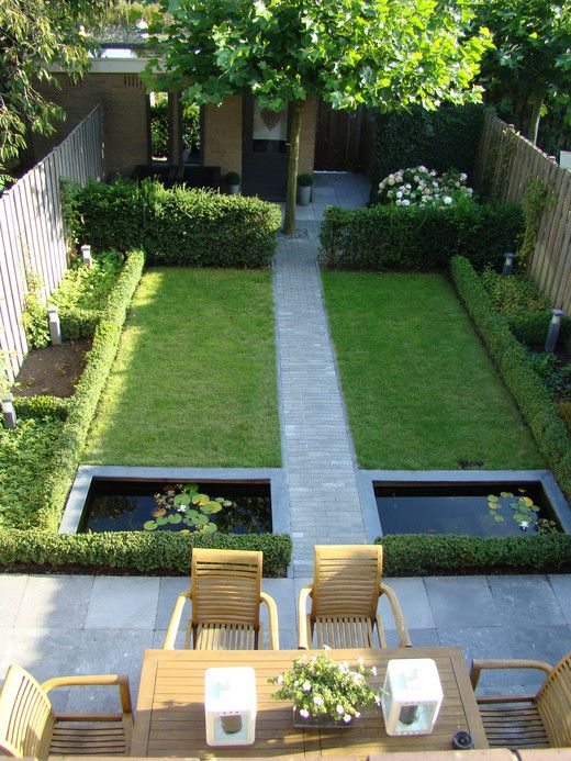 The 25 Best Ideas About Small Gardens On Pinterest Small Garden