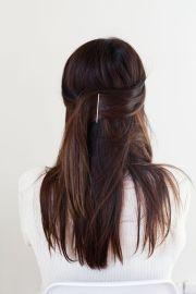 ideas bobby pin curls