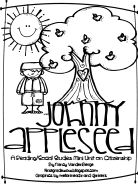 110 best images about Johnny Appleseed on Pinterest