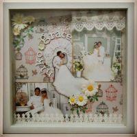 1000+ images about DIY Scrap Frames on Pinterest   House ...