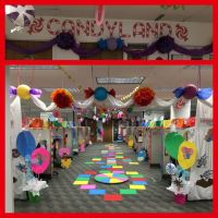 Candyland Christmas Decorations Ideas