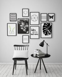 17 Best ideas about Black And White Prints on Pinterest ...